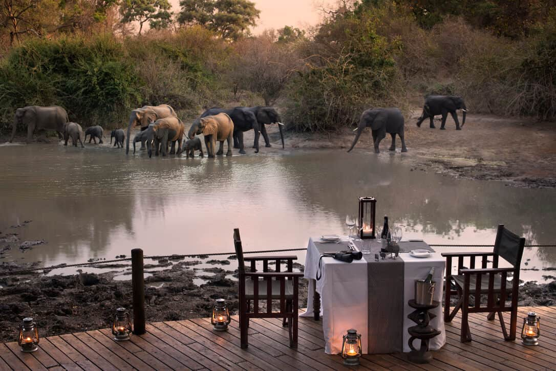 Botswana and Zimbabwe, Mana Pools