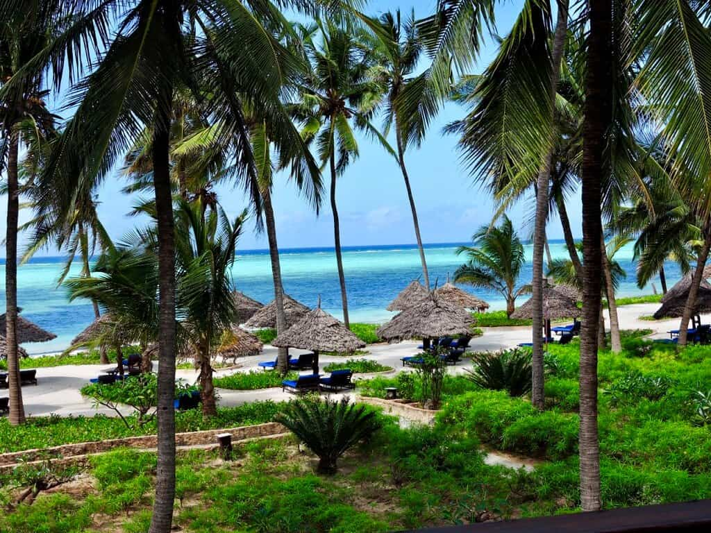 Breezes view
