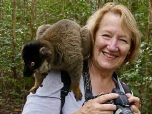 African Encounters director Karen Platzer