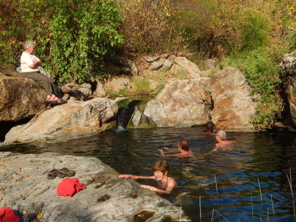 hot pools Tanzania