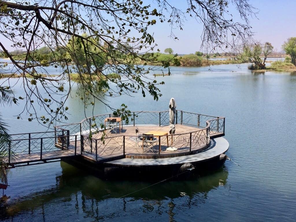 Zambezi River, Livingstone